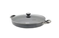 ARROCERA TEFLON 16 T/V LOW POT ALPINE CUISINE AG-216